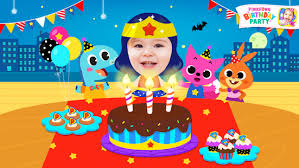 party goods pinkfong birthday party android apps on play