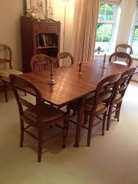 french loire cherry wood dining room furniture set in oxford