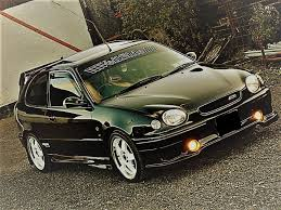 toyota corolla tte 20v swapped e11 with tte details