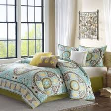 Blue And Yellow Duvet Cover Buy Blue California King From Bed Bath U0026 Beyond