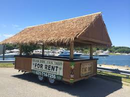 tiki bar for rent new york palm trees for sale