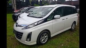 bmw minivan 2014 new mazda biante mpv 2014 youtube