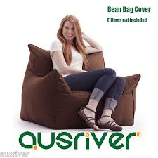 Bean Bag Armchair Bean Bag Armchair New Software Armchairs Sofa Beanbag Large