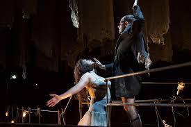 the u s premiere of u0027quartett u0027 is 80 minutes in hell opera