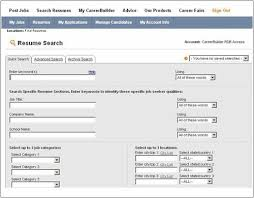 Dice Resume Search Search Resume Free Download Resume Search For Employers