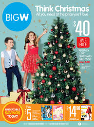 big w christmas catalogue november 2015