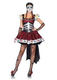 pirate costume halloween 2 pc dia de los muertos darling costume amiclubwear costume
