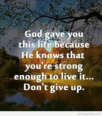 motivational never give up image quote hd