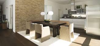 Wohnidee Wohnzimmer Modern Kleines Wohnzimmer Mit Offener Kche Und Esszimmer Wohndesign
