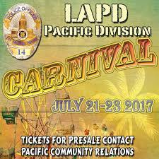 Shawns Pumpkin Patch Los Angeles Ca by Lapd Pacific Division Carnival Los Angeles Events Ca Commingly