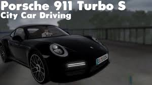 porsche 911 turbo sound city car driving 1 5 4 porsche 911 turbo s custom sound