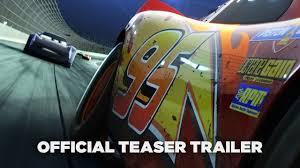 cars 3 film izle cars 3 official us teaser trailer youtube
