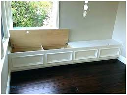 Kitchen Bench Seat With Storage Kitchen Seating With Storage Conceptcreative Info