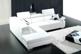 canapé d angle en cuir blanc canape angle cuir blanc cildt org