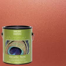 modern masters 1 gal copper penny metallic interior exterior