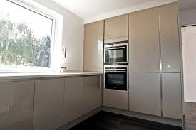 high gloss acrylic kitchen cabinets high gloss chagne acrylic kitchens