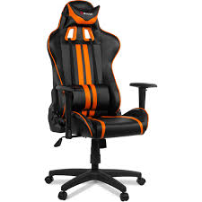 Orange Chair by Arozzi Mezzo Gaming Chair Orange Mezzo Or B U0026h Photo Video