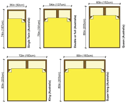 bed measurements bed sizes australia bed measurements australia bed dimensions in
