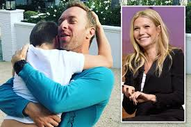 chris martin and gwyneth paltrow wedding gwyneth paltrow shares adorable picture of ex husband chris martin