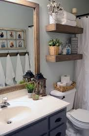 simple small bathroom decor brings the ease inside of it