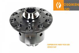 lexus is300 differential fluid giken tcd superlock lsd limited slip differential is f install kit