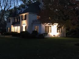 House Landscape Lighting Landscape Lighting Montgomery County Pa Electrician