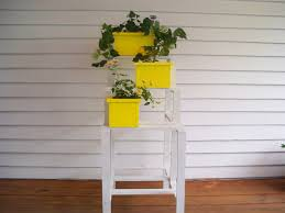 Wall Mounted Flower Pot Holder Plant Stand Embroideryhoop Ways To Hang Plants On The Wall