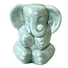 baby urns buddha elephant mini keepsake urn