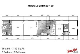 18 x 80 mobile home floor plans southside home center in wichita kansas manufactured home dealer