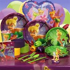 tinkerbell party supplies tinkerbell purple green fairy birthday party supplies