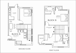 house plan dimensions plan of a house with dimensions beautiful interior custom story