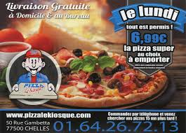 le bureau chelles pizza le kiosque chelles la tradition de la pizza