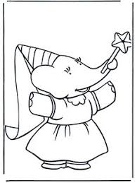 babar 999 coloring pages grandchildrens rooms