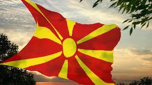 Flag Of Macedonia Flag And Anthem Of Macedonia Youtube