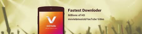 vidmate youtube downloader live tv on mobile free video and