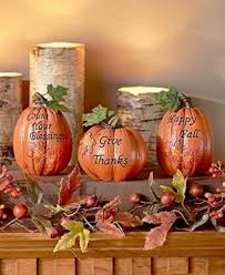 fall decorations clearance