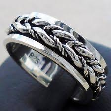 mens spinner rings men s spinner rings ebay
