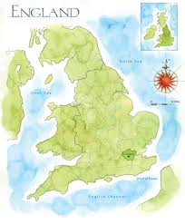Dover England Map by Darnley U0027s View London Dry Gin Palmbay