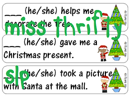 miss thrifty slp merry sentences to you