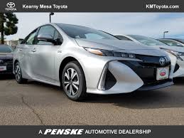 toyota new 2017 2017 new toyota prius prime four at kearny mesa toyota serving