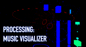 project 1 music visualizer creative innovative