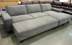 Storage Chaise Lounge Furniture Chaise Sofa With Storage Ottoman Costco Frugalhotspot