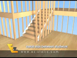 Building Interior Stairs How To Build Interior Stairs With Pictures Videos Answermeup