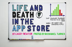 life and death in the app store the verge