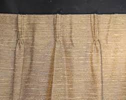 Jewel Tex Pinch Pleat Drapes Textured Curtains Etsy