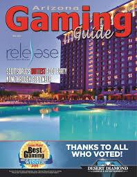 talking stick resort thanksgiving buffet arizona gaming guide magazine may 2016 08 05 by arizona gaming