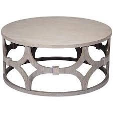 grey round coffee table lanini gray wash round coffee table bench coffee tables