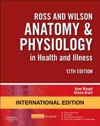 Anatomy And Physiology Pdf Books Ross And Wilson Anatomy And Physiology In Health And Illness