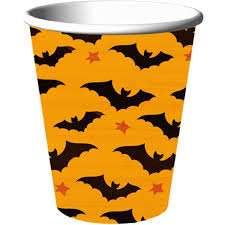 Halloween Party Paper Cups And Plastic Cups Halloween Wikii