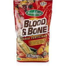 native plant fertiliser brunnings blood u0026 bone fertiliser 2 5kg big w